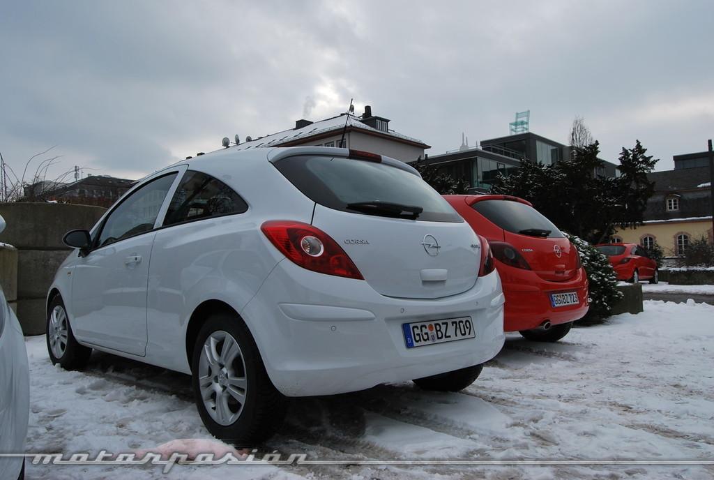 Foto de Opel Corsa 2010 (presentación) (31/37)