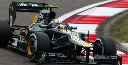 Giedo Van der Garde estará en los libres 1 del Gran Premio de Japón