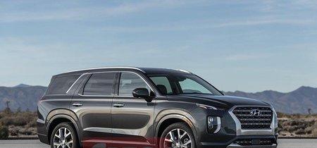 ¡Filtrado! El Hyundai Palisade se escapa antes del Auto Show de Los Ángeles