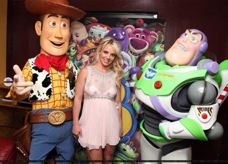Britney Spears se cabrea con Justin Timberlake