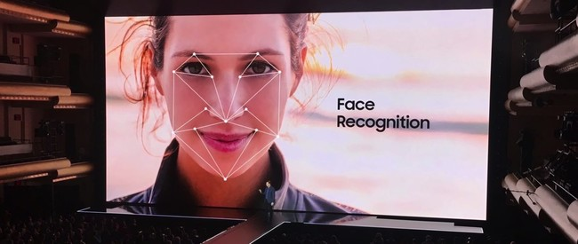 Samsung Galaxy™ S8 - Face Recognition