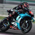 Fabio Quartararo manda en Losail mientras sigue el calvario de Marc Márquez en la pretemporada de MotoGP