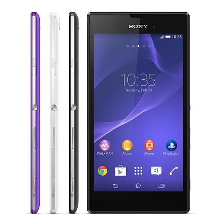 Sony Xperia T3, toda la información