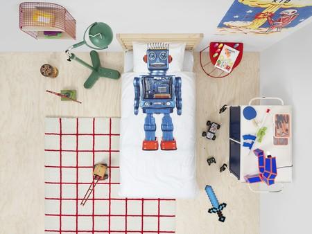 17 juegos de ropa de cama originales y divertidos para renovar el cuarto infantil en la vuelta al cole