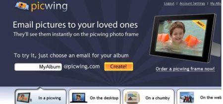 Picwing, sencilla e interesante solución para crear nuestros álbumes