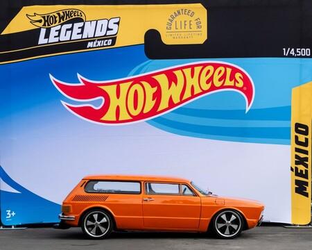 Hot Wheels Legends Tour 2021 Mexico 1