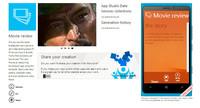 Microsoft actualiza Windows Phone App Studio, su creador de aplicaciones en la web