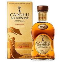 Hasta medianoche podemos hacernos con esta botella de Whisky Escocés Cardhu Gold Reserve de 700 ml por 18,39 euros en Amazon