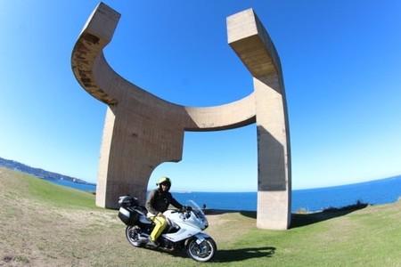 Ruta de la Plata en moto. De Gijón a León.