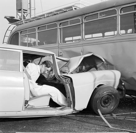 Mercedes deformación programada