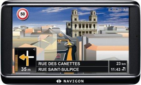 Navigon se da un festín de nuevos navegadores GPS