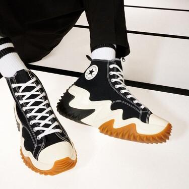 Converse renueva sus zapatillas con un giro futurista: así son las nuevas Chuck Taylor All Star