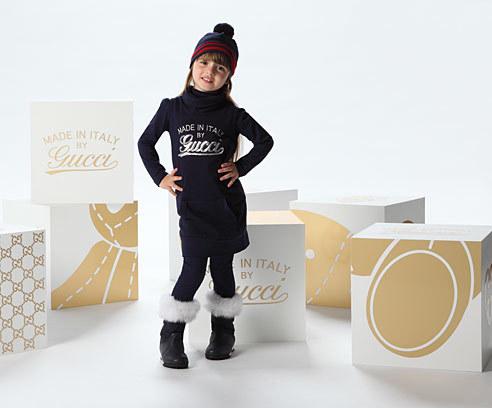 Foto de Especial moda infantil: Ralph Lauren y Gucci, estilo de adultos adaptado a los más pequeños (16/19)