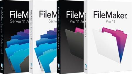 FileMaker Pro 11 Advanced precio barato