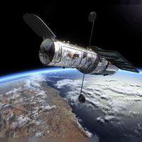 El Hubble se prepara para volver a la acción tras haber reparado uno de sus giroscopios que llevaba siete años sin funcionar
