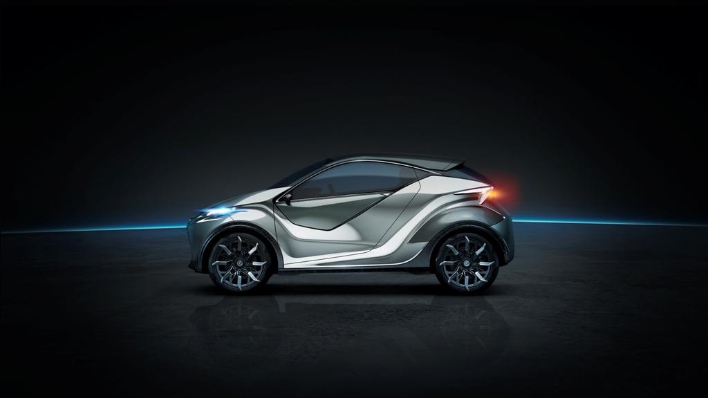 Foto de Lexus LF-SA concept (8/8)