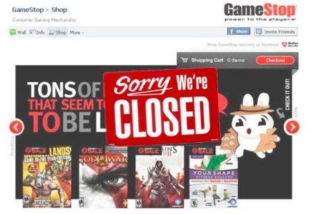 Las tiendas en Facebook no funcionan, ¿de quién es la culpa?