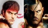 Así serían los luchadores de 'Super Street Fighter IV' si fuesen personas reales