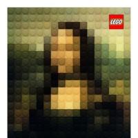 Marco Sodano reinterpreta los clásicos del arte con piezas de LEGO