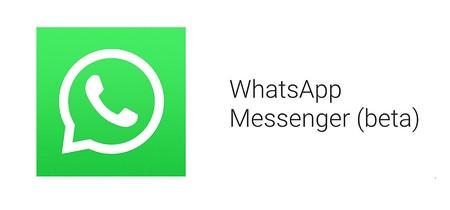 WhatsApp abre de nuevo la beta en Android: así puedes apuntarte
