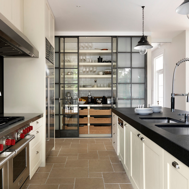 Transitional Kitchenhouzzcomau