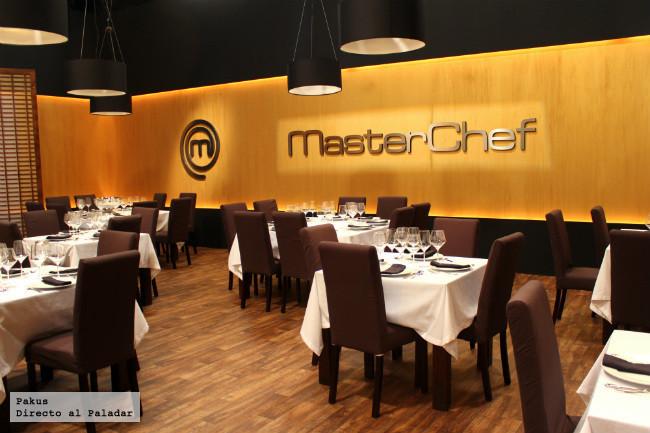 comedor de master chef