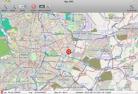 Mac WPS, posición aproximada con tu Mac utilizando Apple Core Location