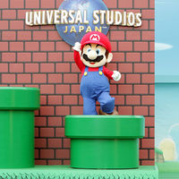 Un nuevo video y fotos nos confirman que Super Nintendo World es un increíble nivel de 'Super Mario' traído a la realidad