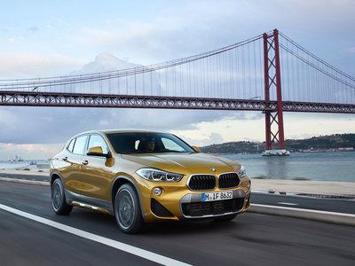Probamos el BMW X2, un SUV deportivo que es algo más que un X1 de aspecto desenfadado