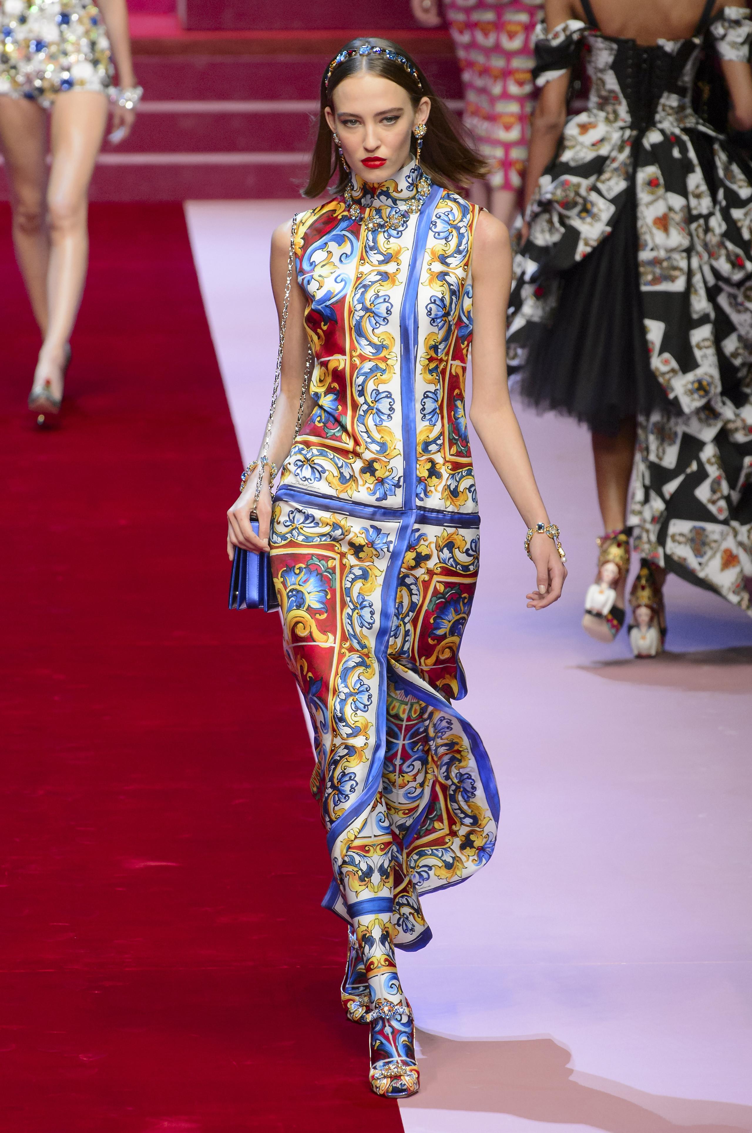 Foto de Dolce&Gabbana Primavera/Verano 2018 (19/106)