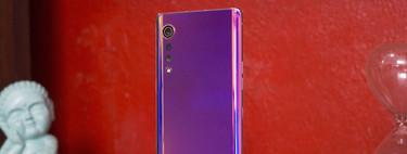 LG Velvet, lo hemos probado: el flagship para quien busca diseño, no hardware