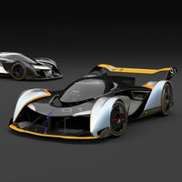 Video: McLaren Utlimate Vision GT, el modelo más espectacular de la marca al alcance de todos en GT Sport para PS4