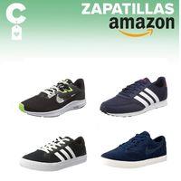Chollos en tallas sueltas de zapatillas Nike o Adidas en Amazon por menos de 40 euros