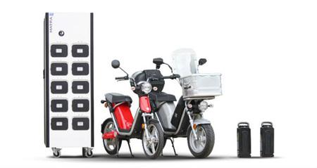 Electrolinera, la solución para las motos eléctricas