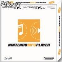 Nintendo MP3 Player, reproductor para Nintendo DS y GBA