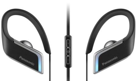 Auriculares Panasonic RP-BTS50, análisis: apostando por un sistema de sujeción distinto, pero todoterreno