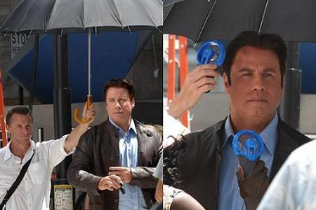 ¿Pasas calor? ¡Seguro que no tanta como John Travolta!