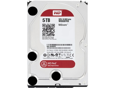 WD Red 5 TB