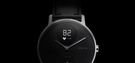 Nokia lanza una revisión del Steel HR, un smarwatch que destaca por ofrecer hasta 25 días de autonomía