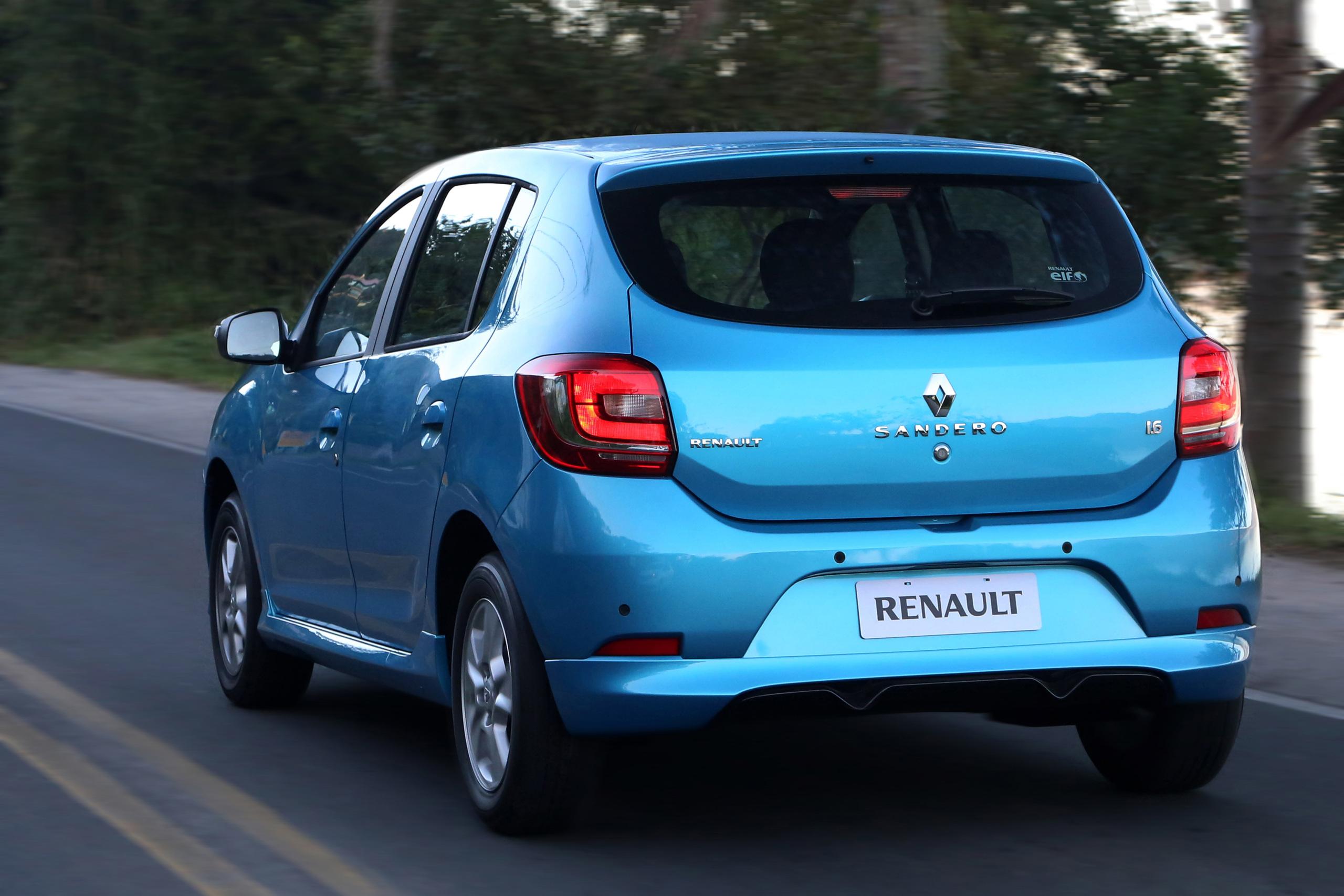 Foto de Renault Sandero 2017 (11/11)