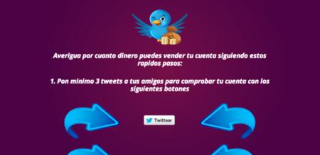 Así es cómo venden tu cuenta de Twitter y cómo nos amenazan con ello