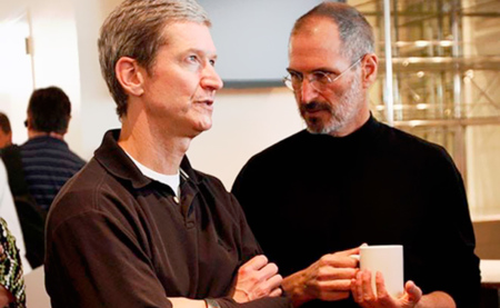 La estrategia de Apple, el mail que Steve Jobs envió para afrontar los años siguientes