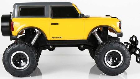 Nuevo Ford Bronco de radiocontrol