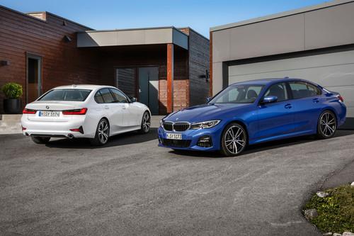 El nuevo BMW Serie 3 sigue fiel a sus principios, sólo que ahora lleva luces láser y más tecnología para cacharrear