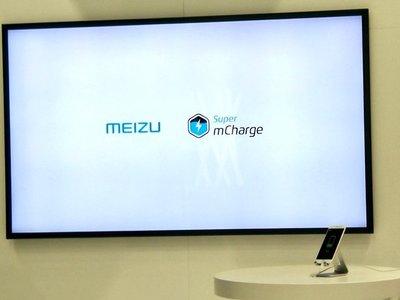 Meizu Super mCharge: cargar un móvil por completo en 20 minutos es posible y alucinante