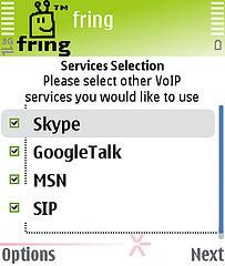 Fring 3.0 ahora con SIP y mucho más