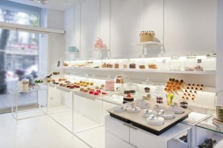 LABLANCA, el (delicioso) laboratorio de dulces en pleno centro de la ciudad condal
