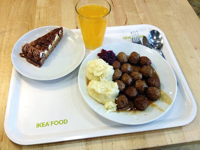 Ikea y su comida