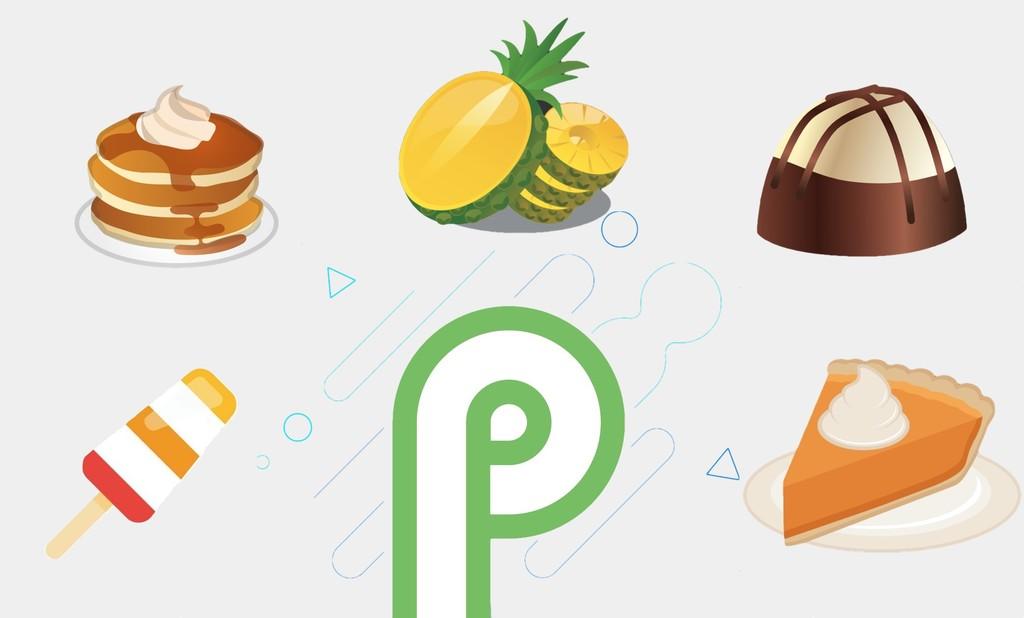 Android P Nombre