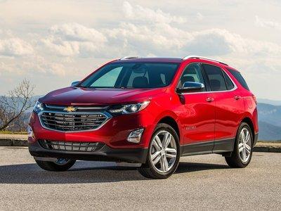 Chevrolet Equinox 2018: Precios, versiones y equipamiento en México